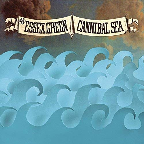 Essex Green Cannibal Sea (opaque Blue Vinyl) .