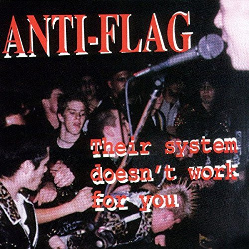 Anti Flag Their System Doesn't Work For You 2xlp
