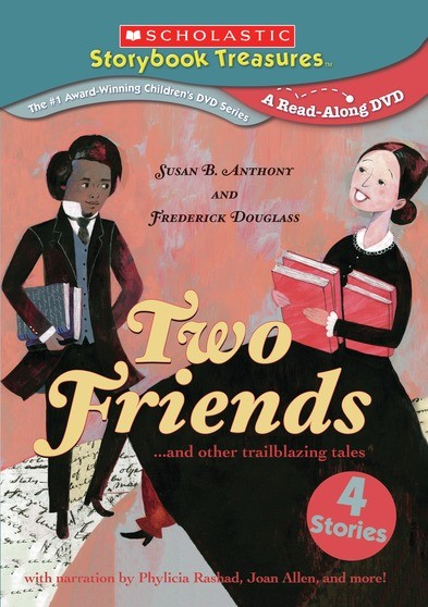 Two Friends: Susan B. Anthony & Frederick Douglass/Two Friends: Susan B. Anthony & Frederick Douglass@MADE ON DEMAND@This Item Is Made On Demand: Could Take 2-3 Weeks For Delivery