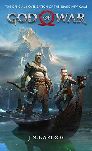 J. M. Barlog God Of War 4 The Official Novelization