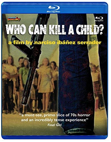 Who Can Kill A Child Who Can Kill A Child Blu Ray Nr