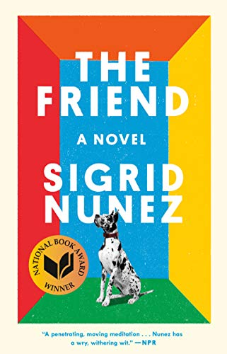 Sigrid Nunez The Friend