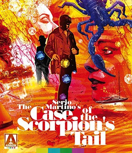 Case Of The Scorpion's Tail Hilton Strindberg De Mendoza Blu Ray Nr
