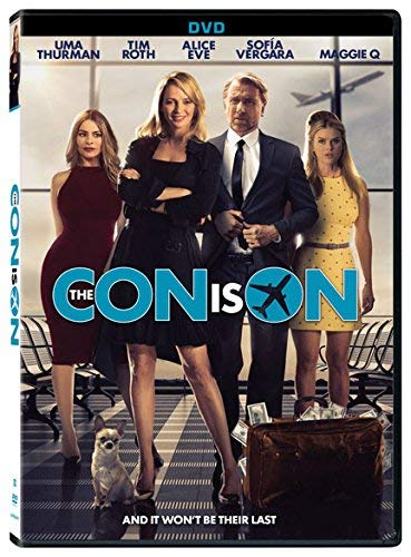The Con Is On Thurman Roth Eve Vergara DVD R