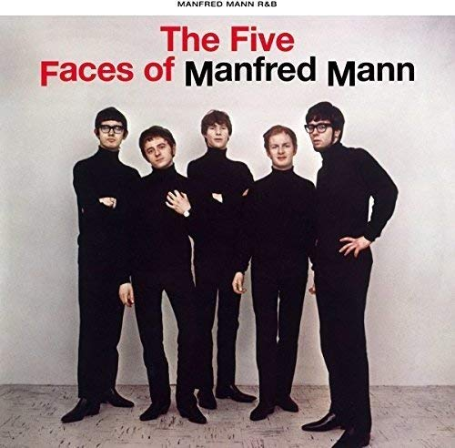 Manfred Mann/Five Faces Of Manfred Mann@.