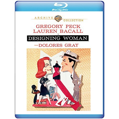 Designing Woman Peck Bacall Blu Ray Mod This Item Is Made On Demand Could Take 2 3 Weeks For Delivery