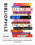 Bibliophile Notes 20 Different Notecards & Envelopes