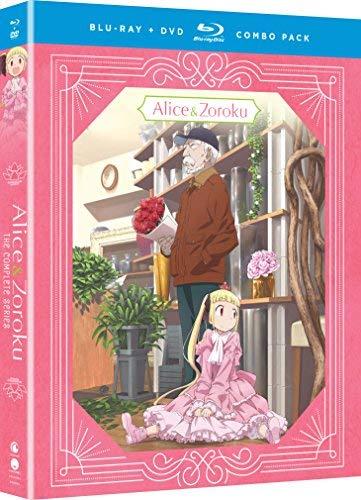 Alice & Zoroku/The Complete Series@Blu-Ray/DVD