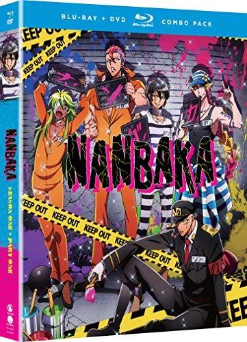 Nanbaka/Season 1 Part 1@Blu-Ray/DVD@NR