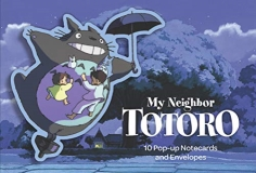 Pop Up Notecards My Neighbor Totoro