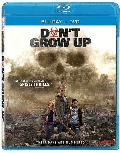 Don't Grow Up/Riordan/Kelly/David@Blu-Ray/DVD@R