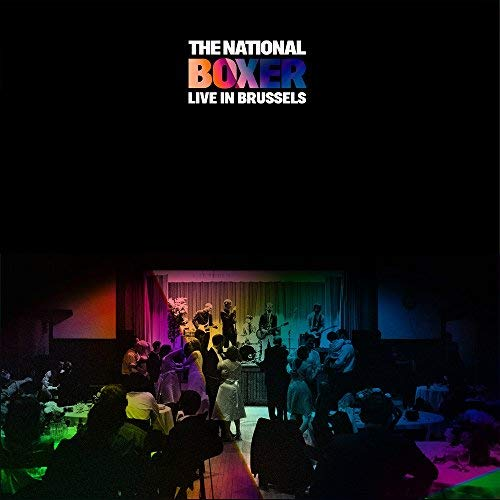 The National Boxer Live In Brussels