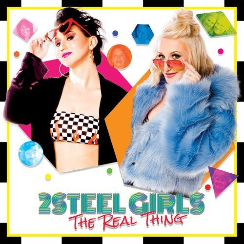 2steel Girls Real Thing Amped Exclusive