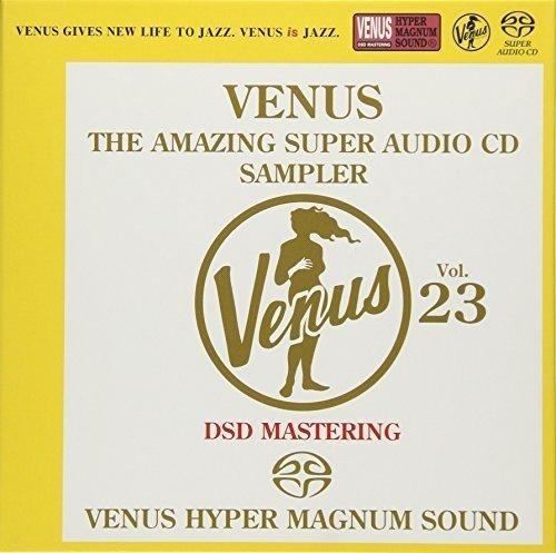 Various Artist/Venus The Amazing Sacd Sampler