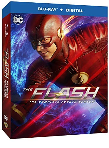 The Flash Season 4 Blu Ray