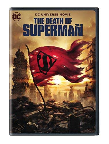 Death Of Superman Death Of Superman DVD Pg13