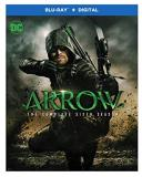 Arrow Season 6 Blu Ray