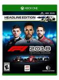 Xbox One F1 2018 Special Edition