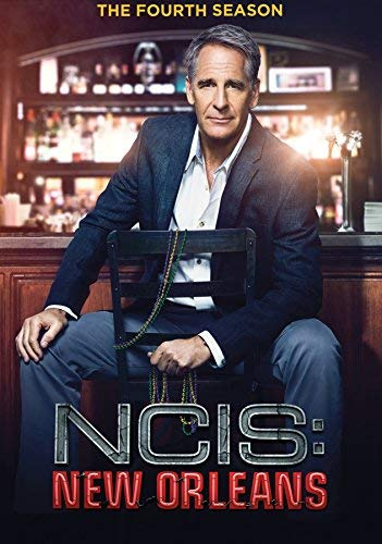 Ncis New Orleans Season 4 DVD