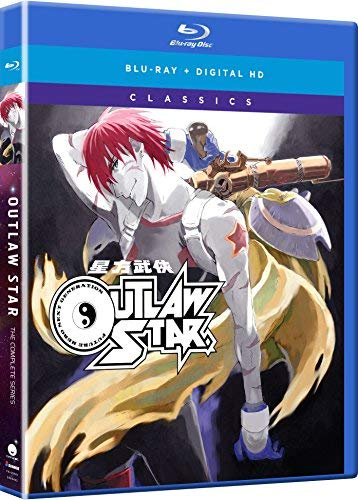 Outlaw Star The Complete Series Blu Ray Dc Nr