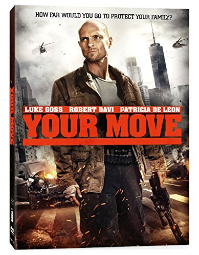 Your Move Goss Davi DVD Nr