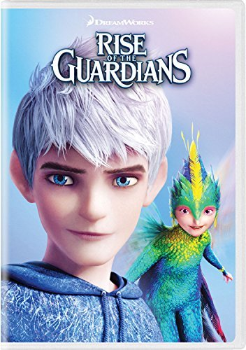 Rise Of The Guardians Rise Of The Guardians DVD Pg