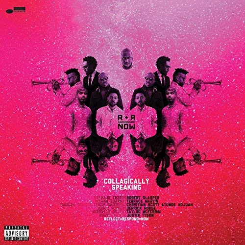 R+r=now Collagically Speaking 2 Lp