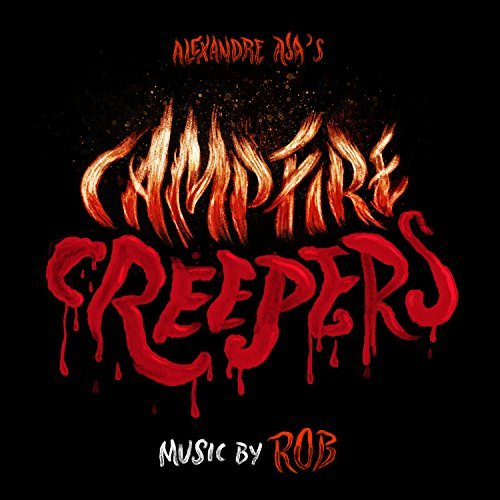 Campfire Creepers Soundtrack (red Vinyl) Rob 10""