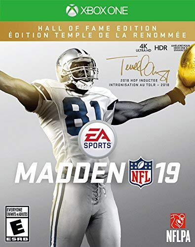 Xbox One Madden Nfl 19 Hall Of Fame Edition