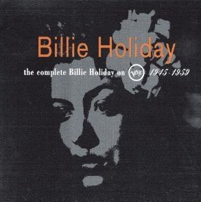 Billie Holiday The Complete Billie Holiday On Verve 1945 1959 10 CD