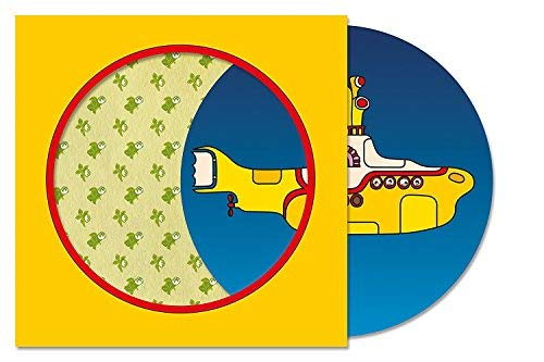 The Beatles Yellow Submarine Picture Disc