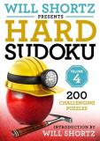 Will Shortz Will Shortz Presents Hard Sudoku Volume 4 200 Challenging Puzzles