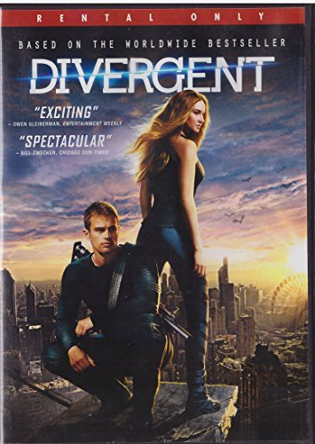 Divergent Woodley James Rental Version