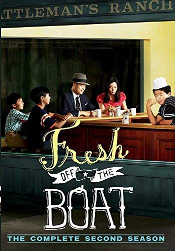 Fresh Off The Boat Season 2 DVD Mod This Item Is Made On Demand Could Take 2 3 Weeks For Delivery