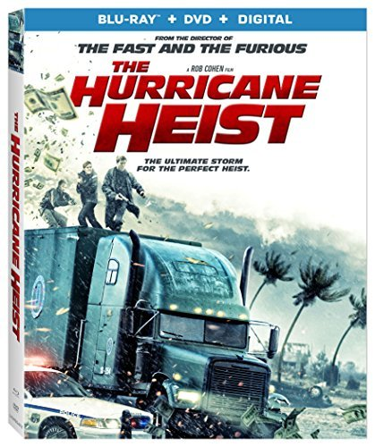 The Hurricane Heist/Kebbell/Grace/Kwanten@Blu-Ray@PG13