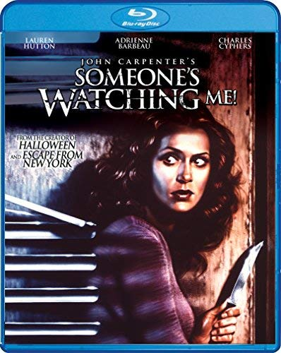 Someone's Watching Me Hutton Birney Blu Ray Pg13