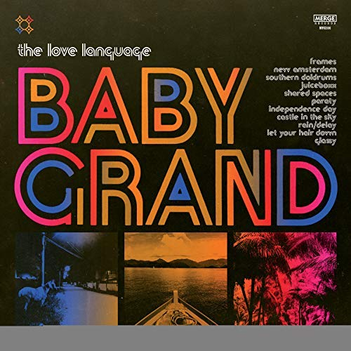 The Love Language Baby Grand