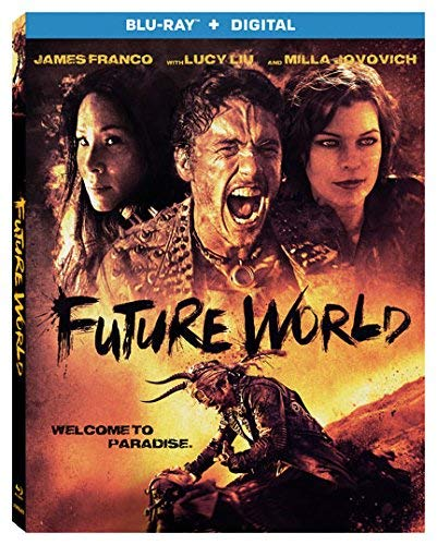 Future World Franco Liu Jovovich Blu Ray Dc R
