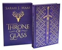 Sarah J. Maas Throne Of Glass Collector's Edition