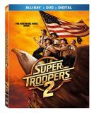Super Troopers 2 Chandrasekhar Heffernan Lemme Blu Ray DVD Dc R