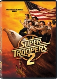 Super Troopers 2 Chandrasekhar Heffernan Lemme DVD R