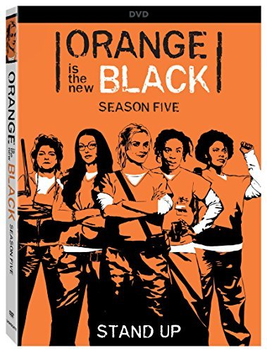 Orange Is The New Black Season 5 DVD