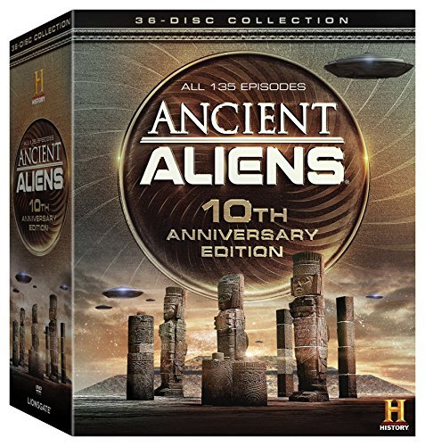 Ancient Aliens 10th Anniversary Collection DVD