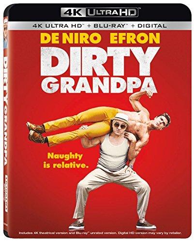 Dirty Grandpa/De Niro/Efron@4K@R