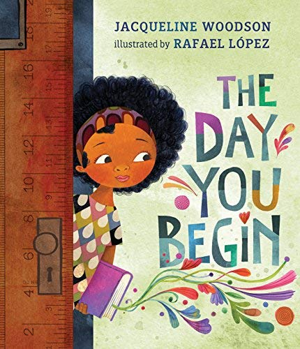 Jacqueline Woodson The Day You Begin
