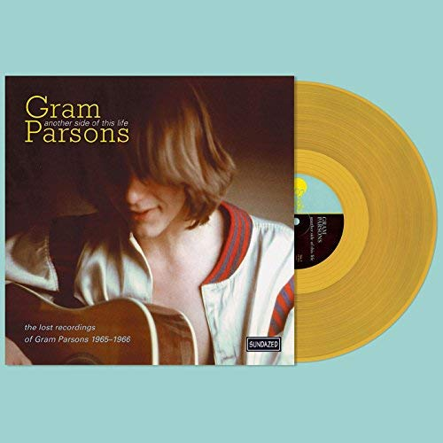 Gram Parsons Another Side Of This Life White Vinyl