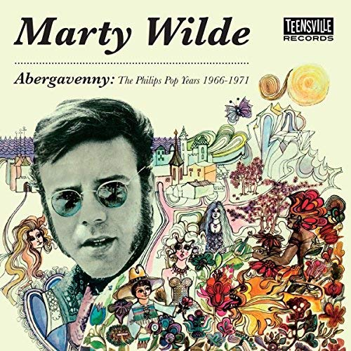 Marty Wilde Abergavenny The Philips Pop Years 1966 1971