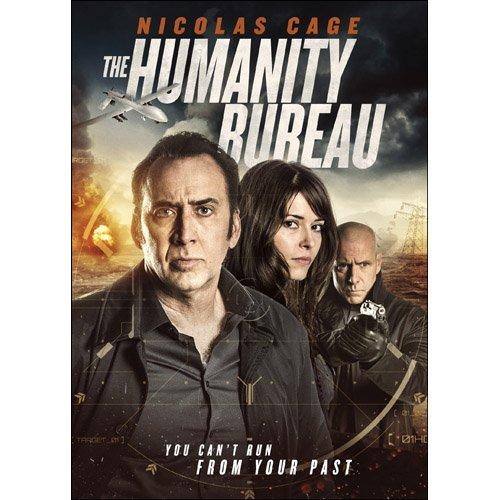 Humanity Bureau/Cage/Lind@DVD@R