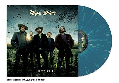 Magpie Salute High Water I (blue & White Swirl Vinyl) 2lp Limited To 700 Copies