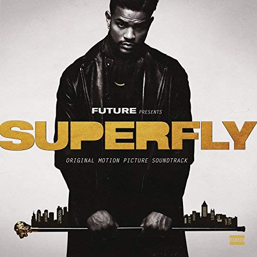 Superfly Original Motion Picture Soundtrack 2 Lp 150g Silver W Black & Gold Smoke Color Vinyl